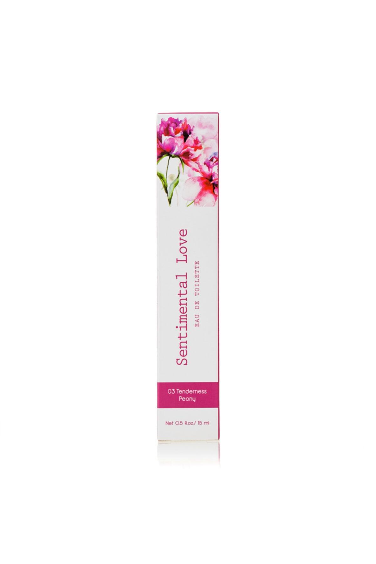 Miniso Mınıso Kadın Parfüm (03 Tenderness Peony) 15ml 2