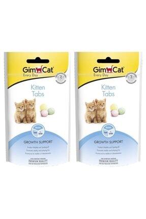 Gimcat Kitten Tabs 2 Adet Yavru Kedi Ödül 40 Gr Arda062