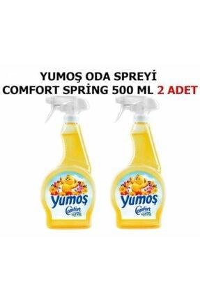 Yumoş Sarı Oda Parfümü 500 Ml (2 Adet)