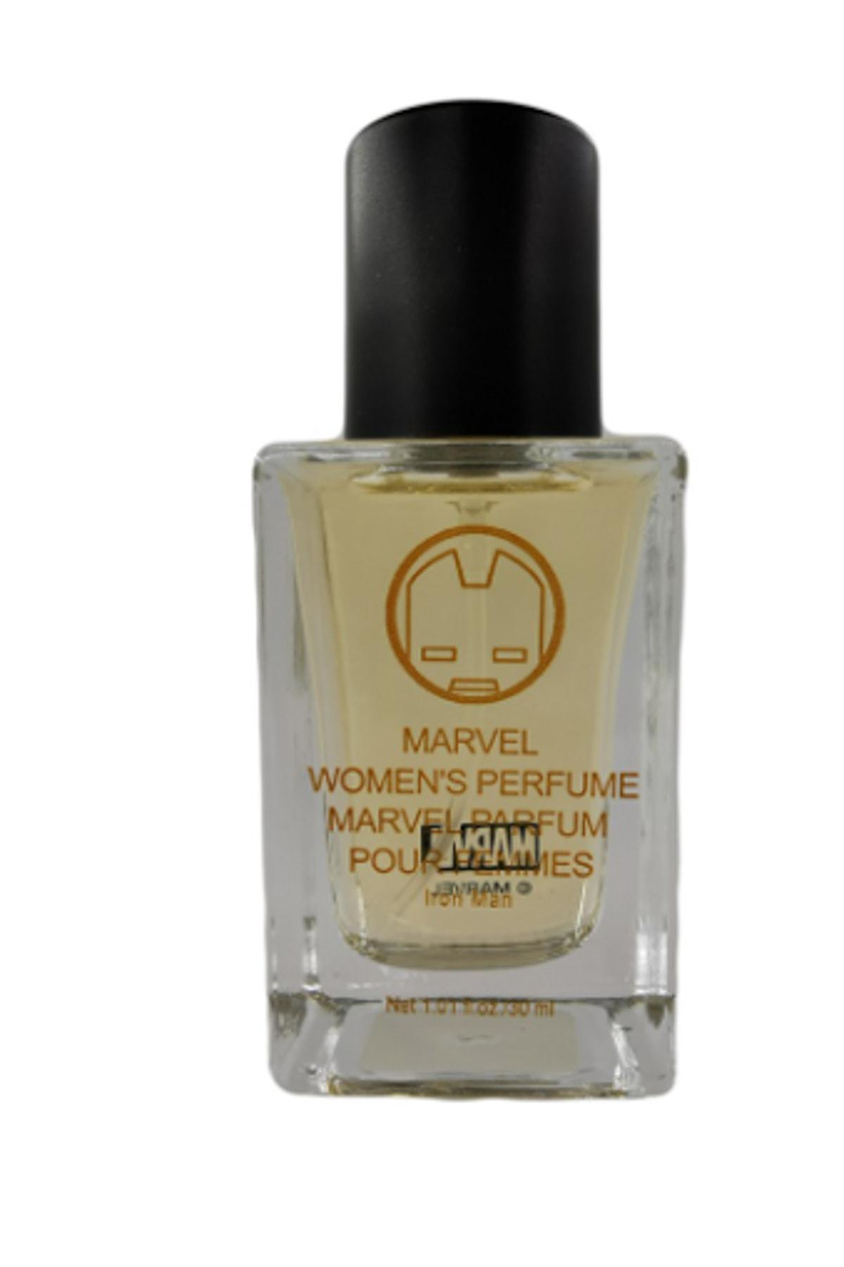 Miniso Mınıso Marvel Kadın Parfüm, Demir Adam 30 Ml 1
