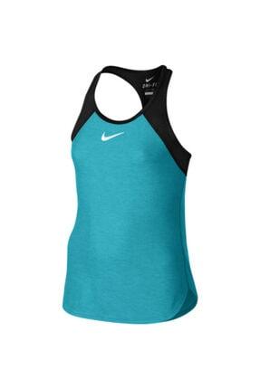 Nike Kız Çocuk Yeşil  Slam Tank Yth Atlet 724715-418