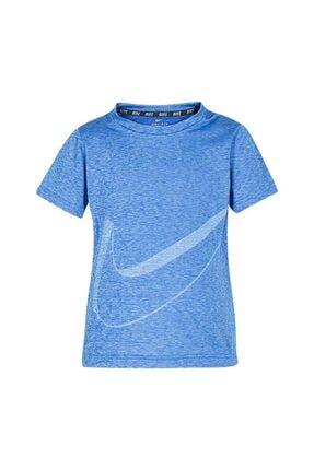 Nike Erkek Çocuk Mavi Çocuk Tişört 86d643-u1u -Drı-fıt Nıke Breathe Ss Top