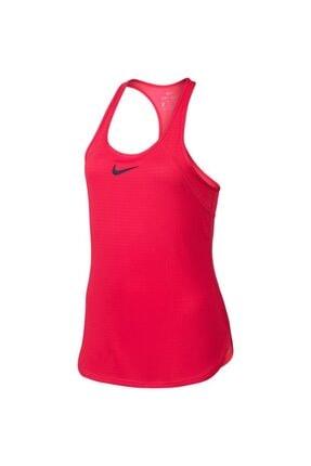 Nike Kız Çocuk Kırmızı G Nk Dry Tank Slam Atlet 859935-653
