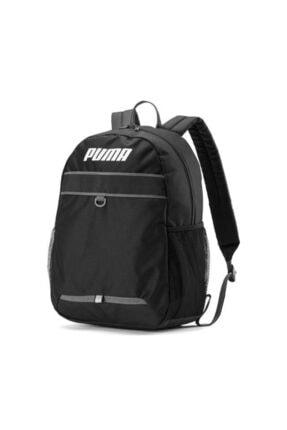 Puma Unisex Siyah Plus Backpack Sırt Çantası 07672401 30x44x16 cm