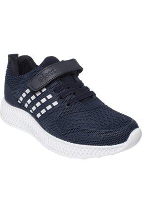 Vicco Unısex Çocuk Lacivert Spor Ayakkabı