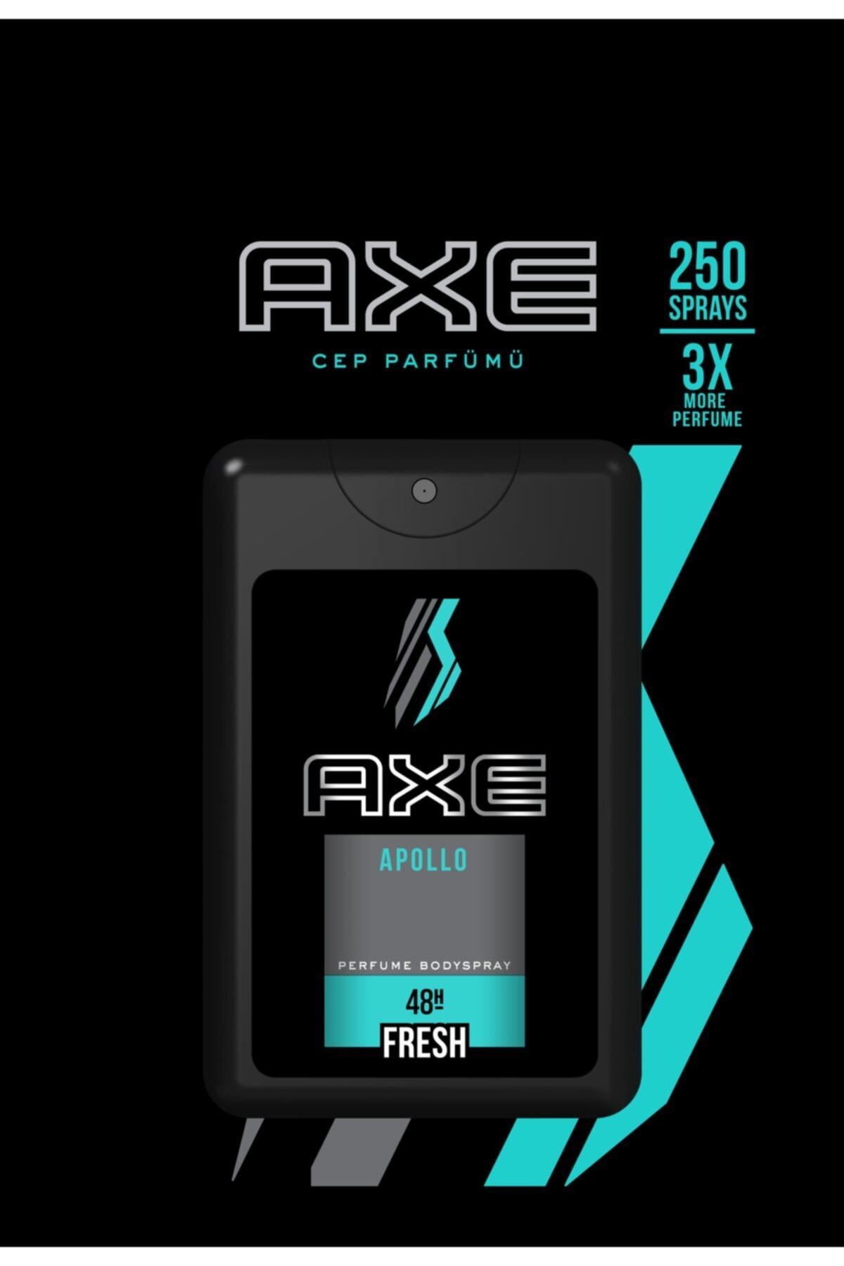 Axe Cep Parfumu Apollo 1