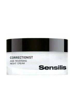 sensilis Sensılıs Tüm Ciltler Için Gece Kremi - Correctionist Night Cream 50 Ml
