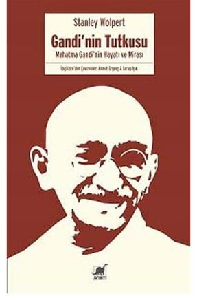 Ayrıntı Yayınları Gandi'nin Tutkusu