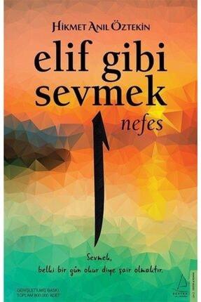 Destek Yayınları Elif Gibi Sevmek - Nefes