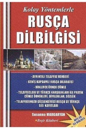 Beşir Kitabevi Kolay Yöntemlerle Rusça Dilbilgisi (cd Ekli)