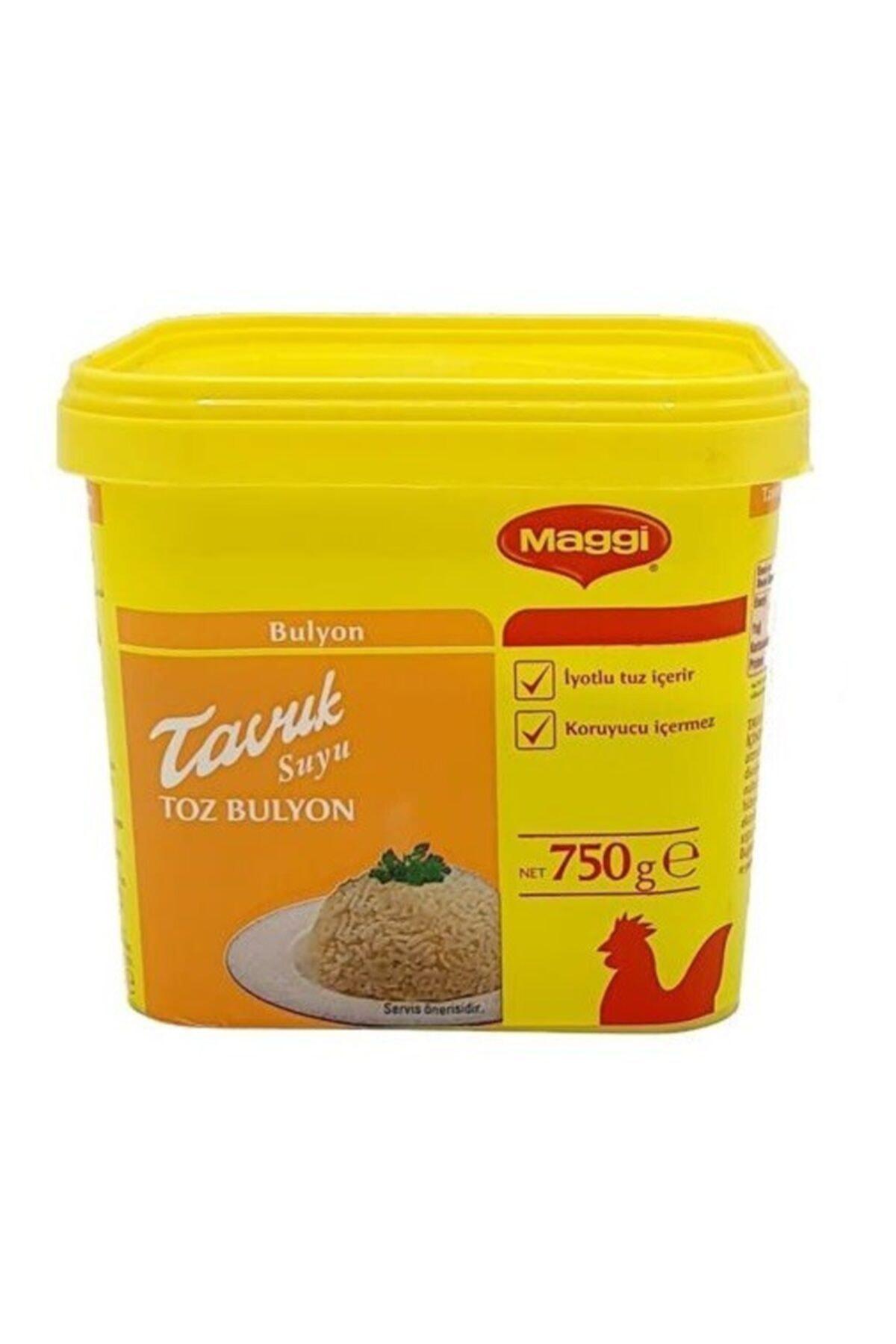 Maggi Nestle Tavuk Bulyon 750g 1