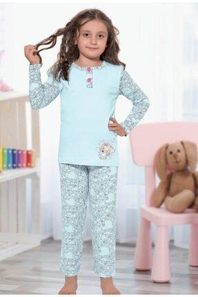 Miss victoria Kız Çocuk Pijama Takımı