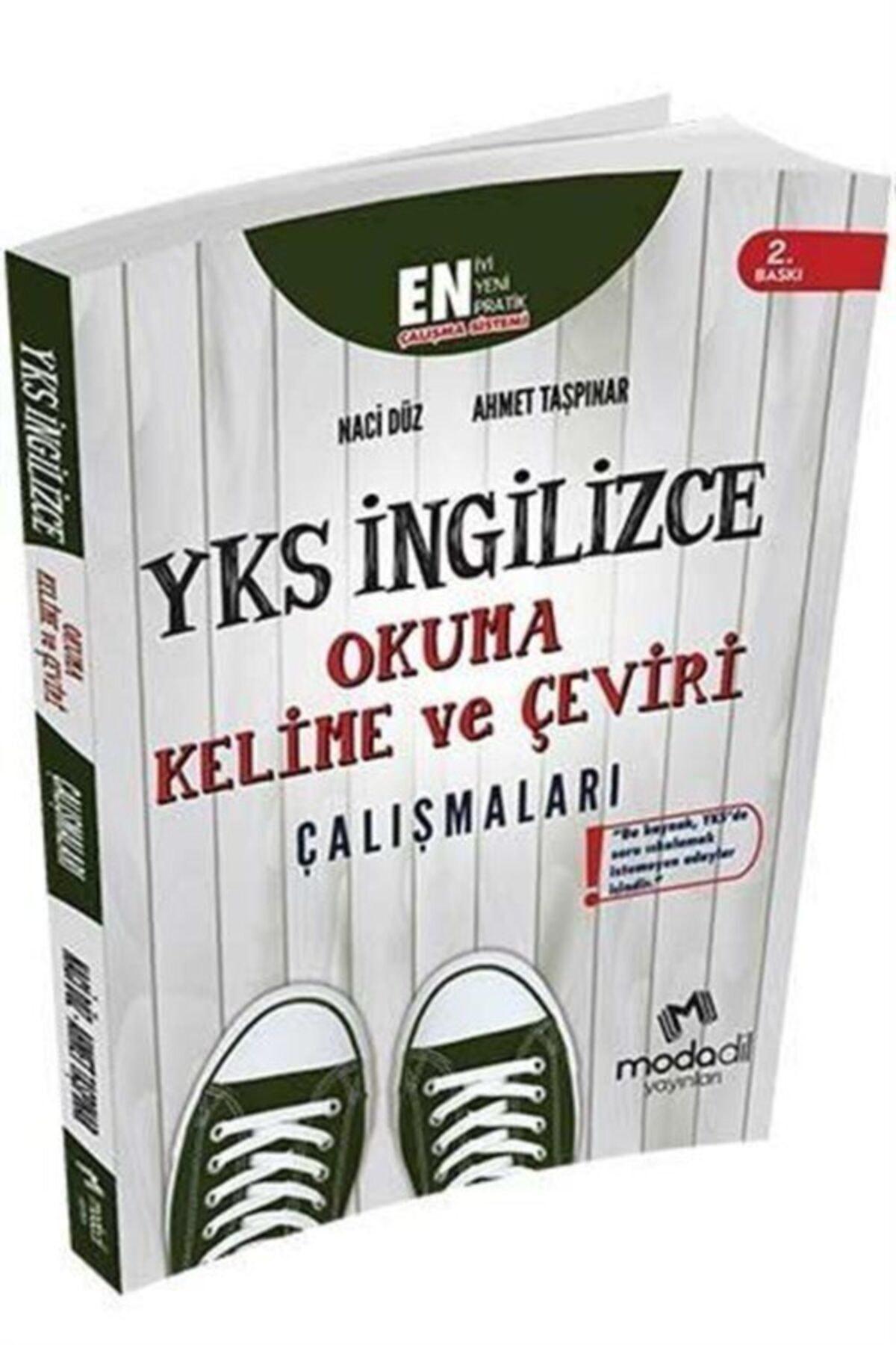 Mokadil Yayınları Yks Ingilizce Okuma Kelime Ve Çeviri Çalışmaları 1