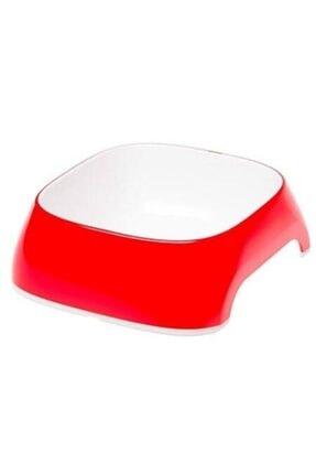 Ferplast Glam Large Melamin Kabı Kırmızı1.2 Lt