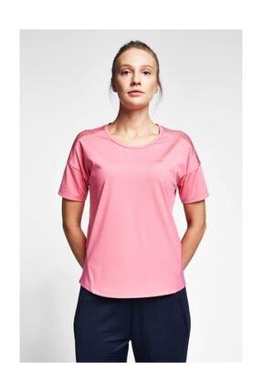 Lescon Kadın Pembe T-shirt 20b-2022