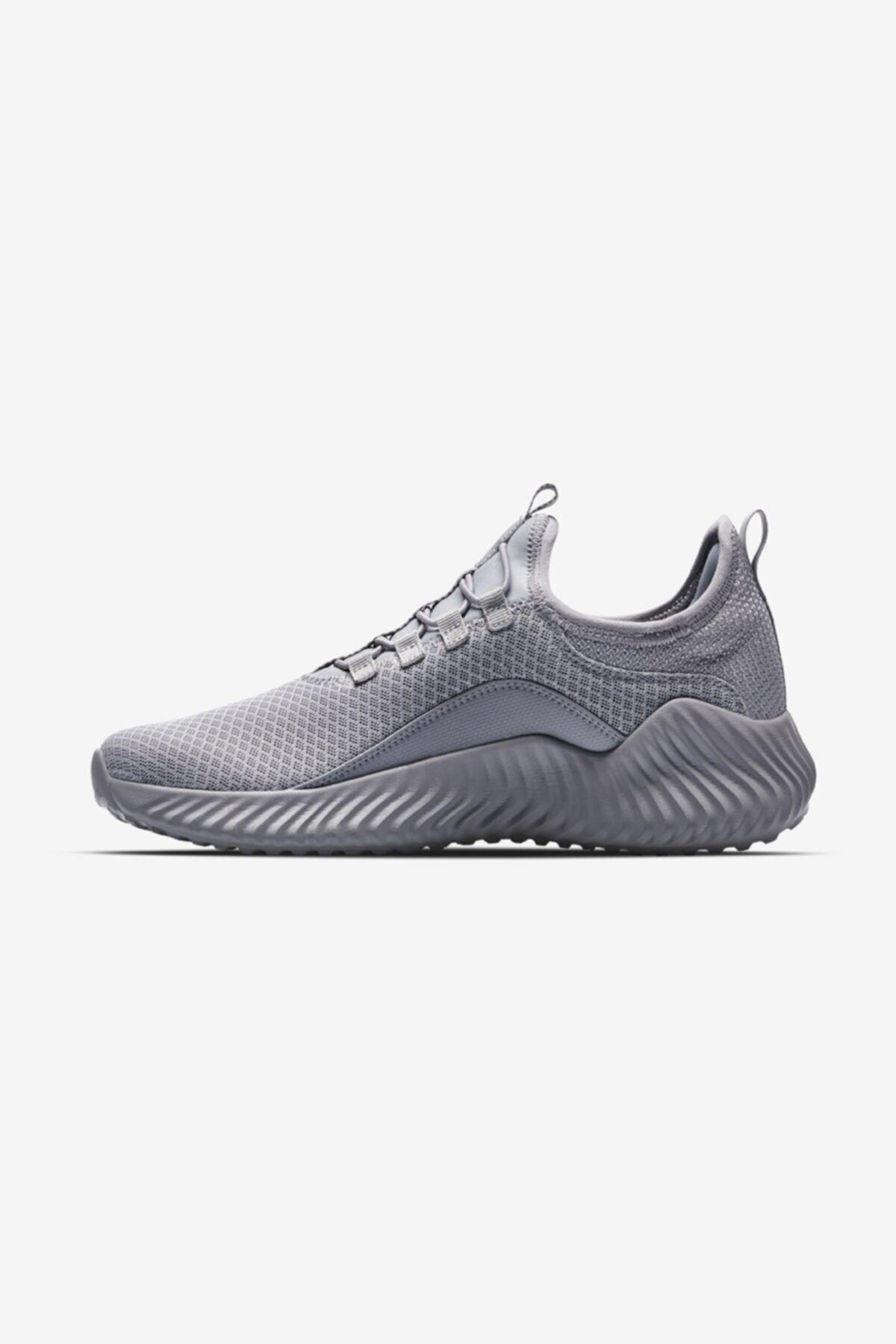 Lescon Unisex Gri Hellium Nano Koşu Ayakkabı 2