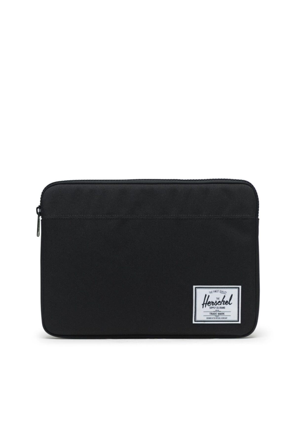 Herschel Supply Co. Herschel Supply Laptop Kılıfı Anchor Sleeve For New 13 Inch Macbook Black 1