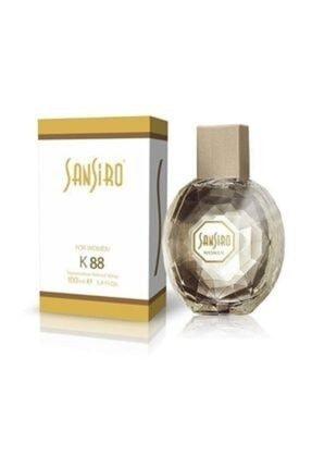 Sansiro K-88 Edp 100 ml Kadın Parfümü 8697417028849