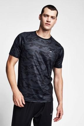 Lescon Erkek Siyah T-shirt 20b-1132
