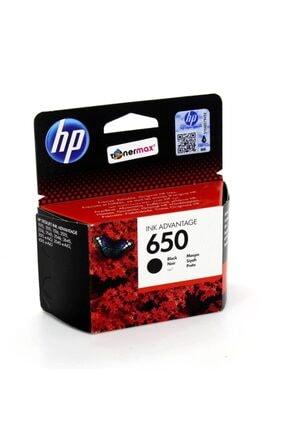 HP 650 Cz101a 1015 / 1515 / 1516 / 2545 / 2546 Orjinal Siyah Kartuş