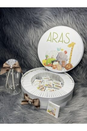 Artu Sütlü Madlen Isimli Çikolata