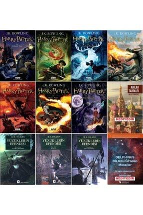 Optimum Kitap Harry Potter Ve Yüzüklerin Efendisi Kitap Seti Harry Potter 7 Kitap Yüzüklerin Efendisi 3 Kitap