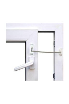 Kidmix 5 Adet Çelik Halatlı Kapı Pencere Emniyet Kilidi Hırsız Çocuk