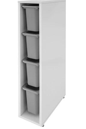 Vip Home Buzdolabı Yanı Çok Amaçlı Düzenleyci