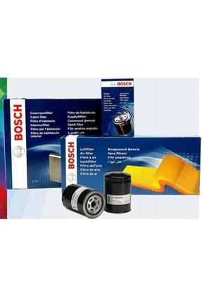 Bosch Hyundai Getz 1.3 1.4 Filtre Bakım Seti 2003-2011