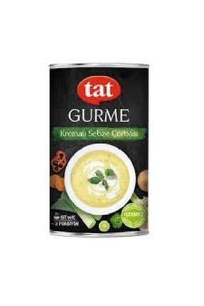 Tat Gurme Kremalı Sebze Çorbası 400 Gr. (3adet)