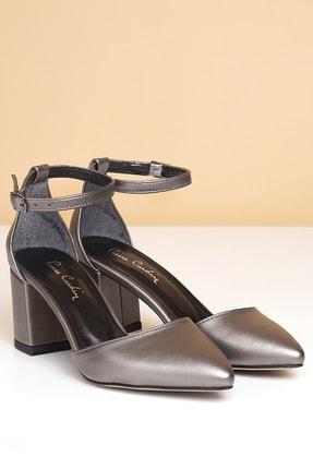 Pierre Cardin PC-50175 Platin Kadın Ayakkabı