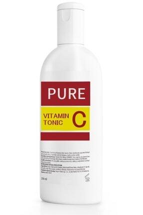 Pure Büyük Boy Vitamin C Yüz Temizleme Toniği