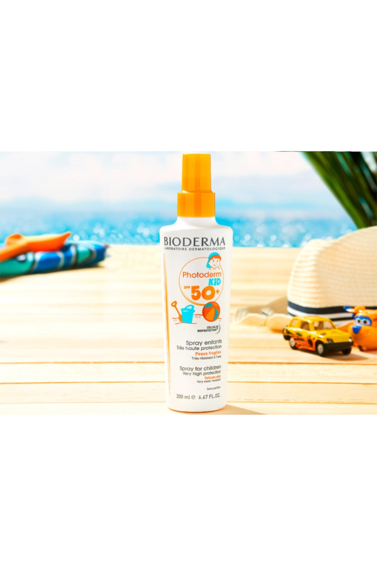 Bioderma Photoderm Kıd Spray Spf 50+ 200 ml 2