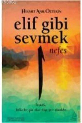Destek Yayınları Elif Gibi Sevmek-nefes