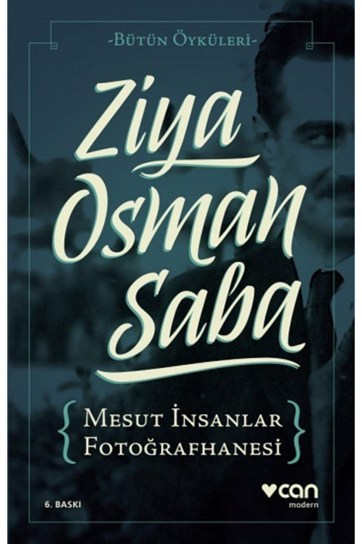 Can Yayınları Mesut Insanlar Fotoğrafhanesi 1