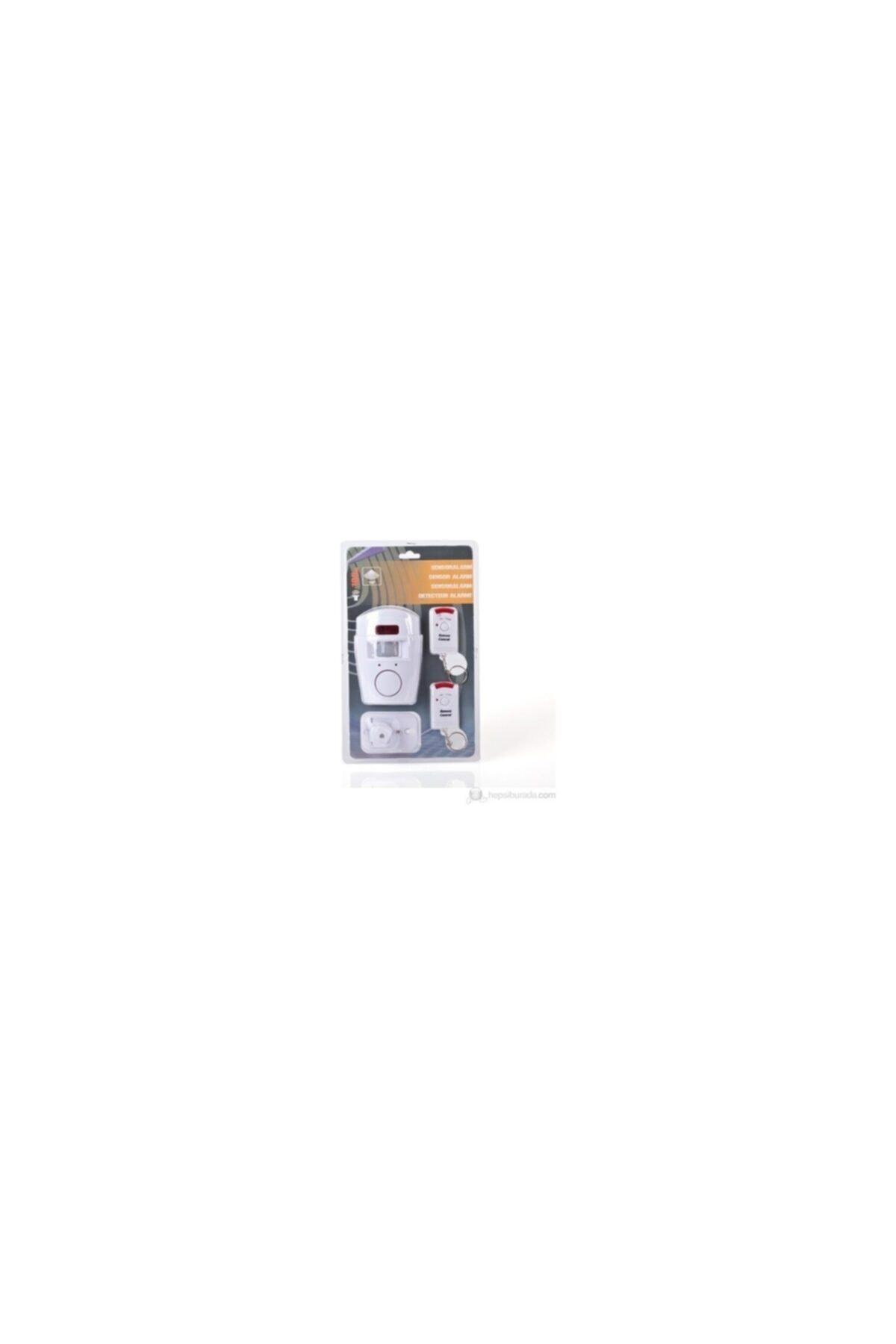 General Home Hareket Sensörlü Alarm Seti (2 Adet Uzaktan Kumandalı) 2