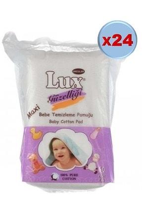 LUX Lüx Bebek Temizleme Pamuğu 1440 Adet (24pk*60)