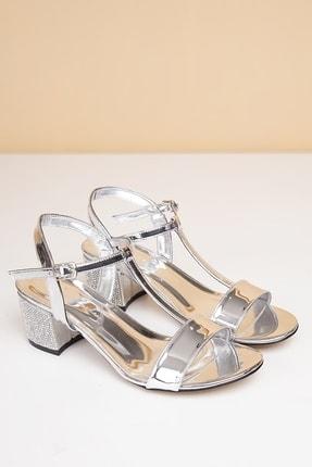 Pierre Cardin Kadın Gümüş Ayakkabı Pc-50016
