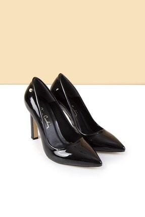 Pierre Cardin Pc-50505 Rugan Siyah Erkek Ayakkabı