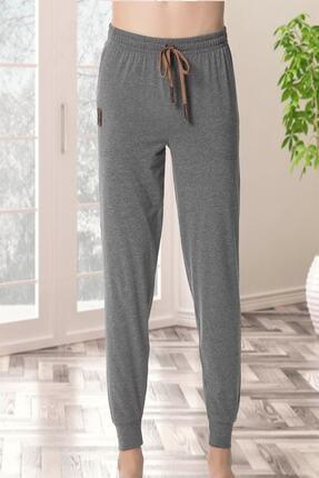 KLY Erkek Bileği Lastikli Pamuk Likralı Penye Pijama
