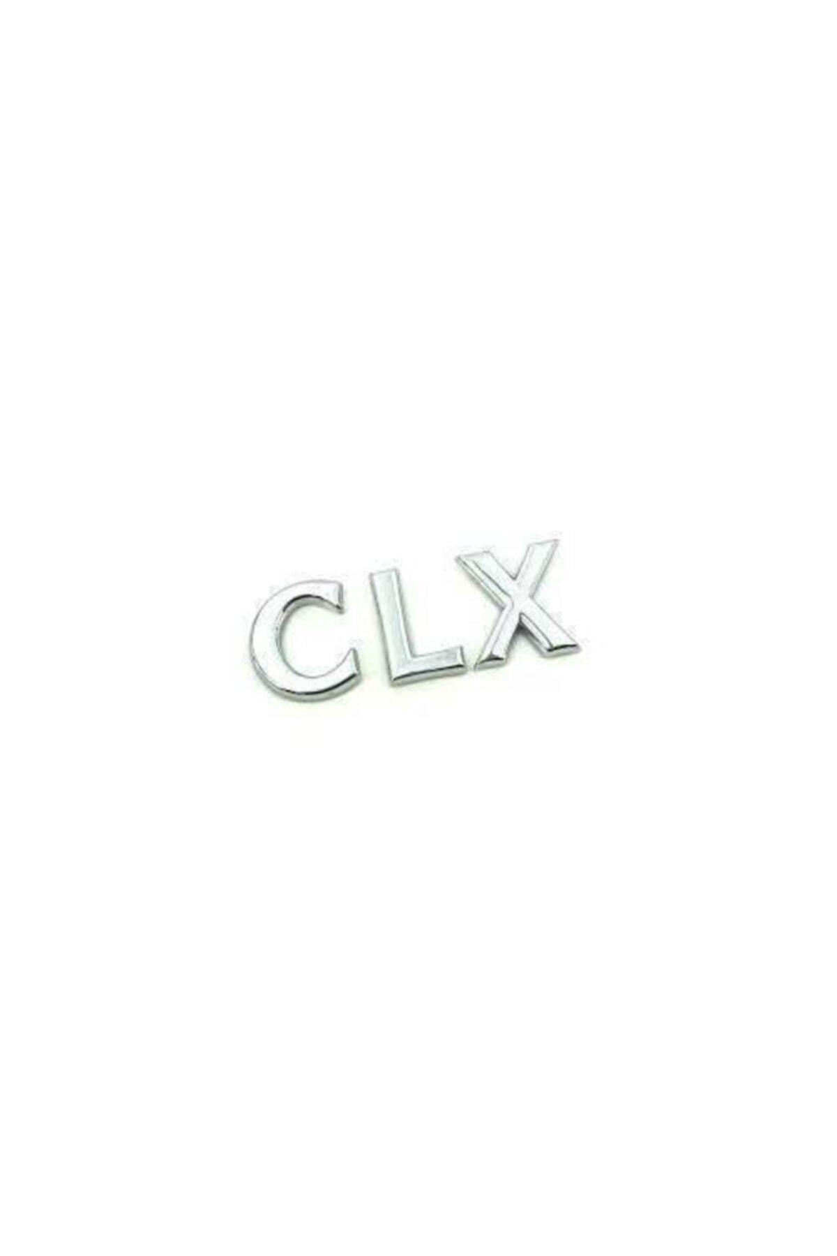 Escort Ford -''clx''bagaj-yazısı Yüksek Kalite 1