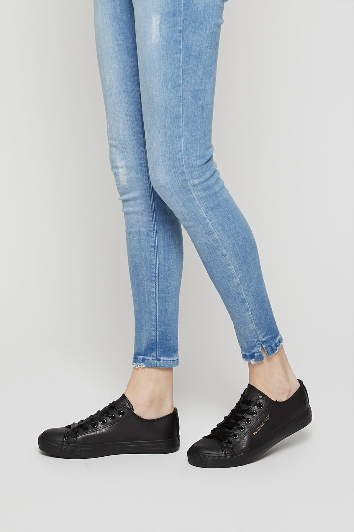 lumberjack Kadın Siyah Soha Ayakkabı 100299966 2