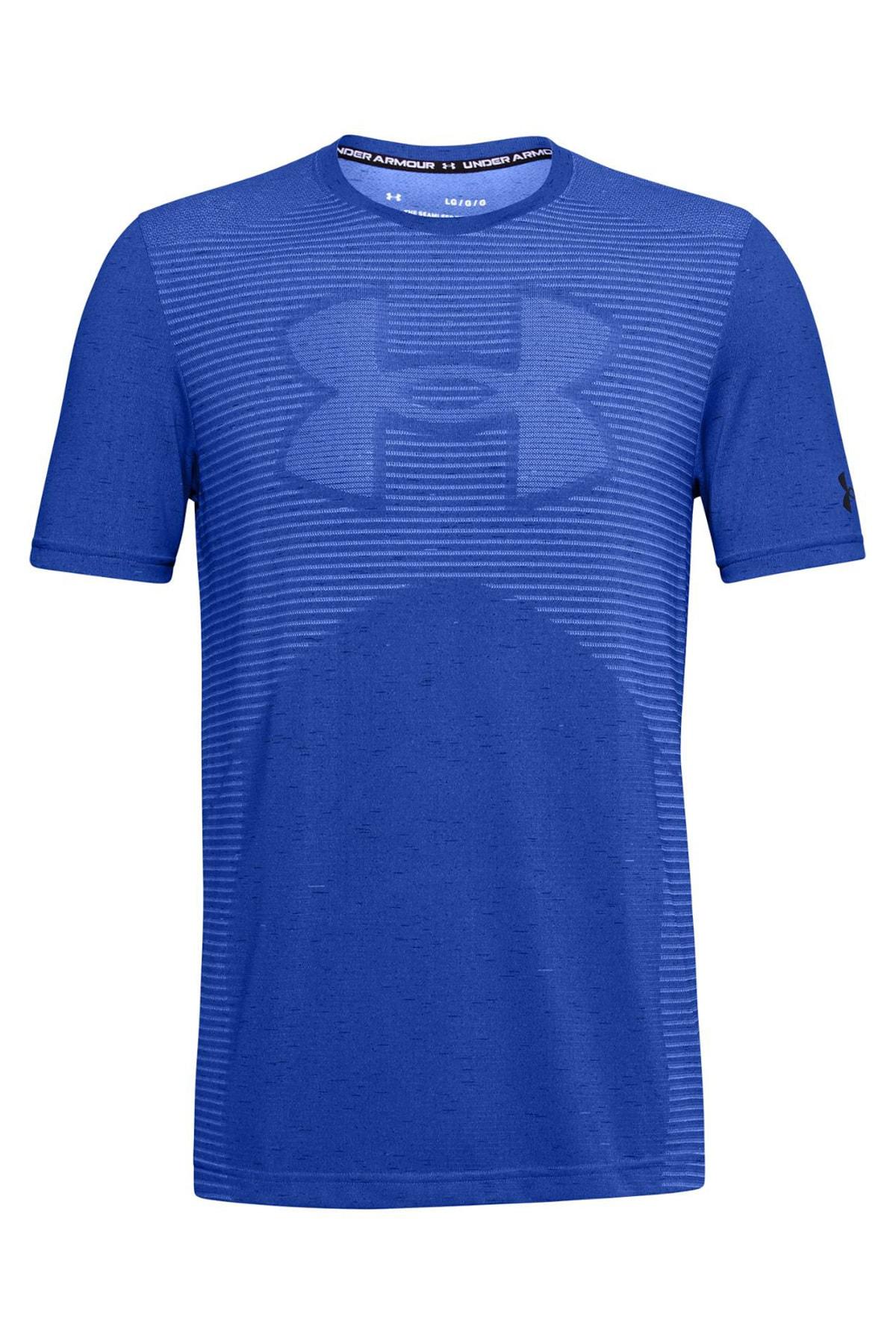Under Armour Erkek Spor T-Shirt - Ua Seamless Logo Ss - 1356798-401 1