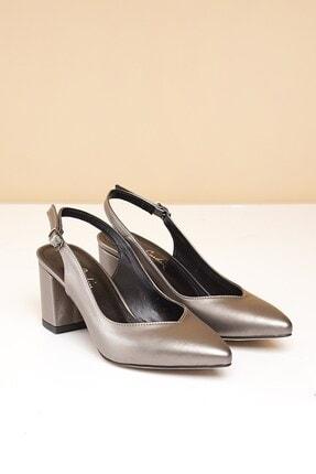 Pierre Cardin Pc-50173 Platin Kadın Ayakkabı