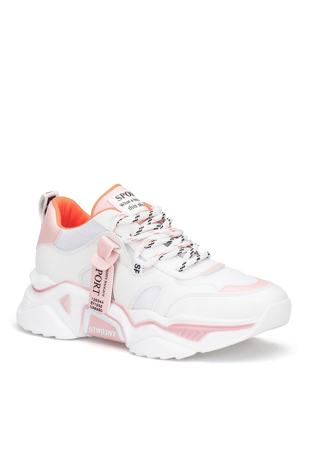 DARK SEER Kadın Pudra Sneaker 2
