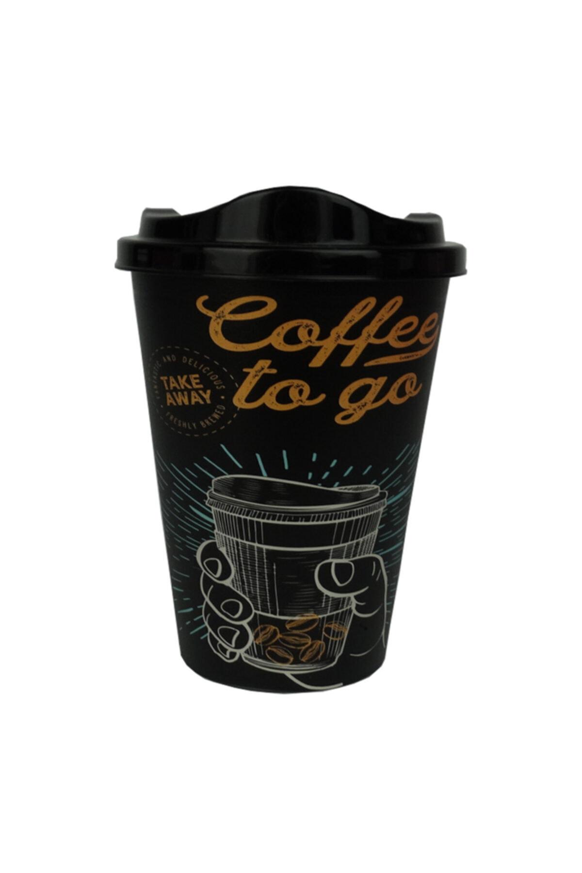 HOBBY LİFE Dekoratif Desenli Kahve Bardağı 1
