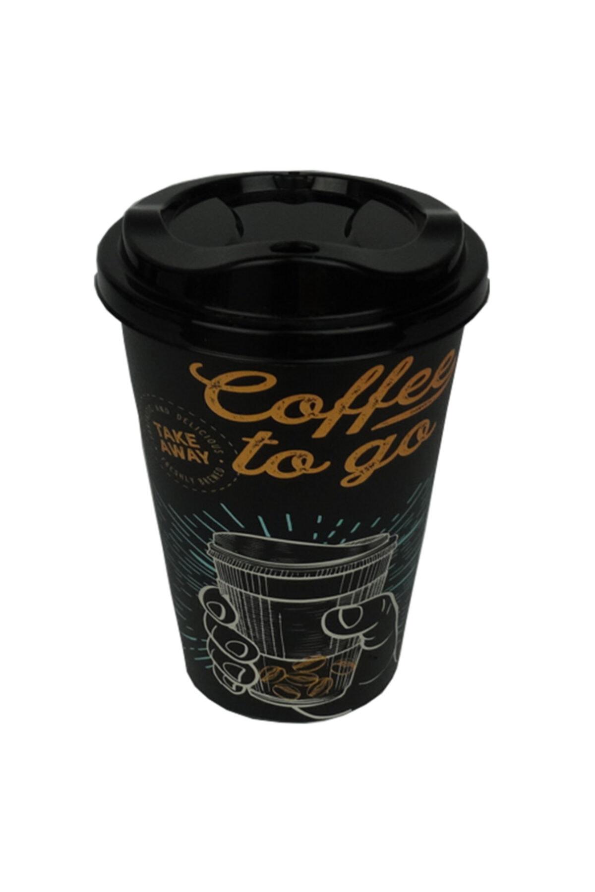 HOBBY LİFE Dekoratif Desenli Kahve Bardağı 2