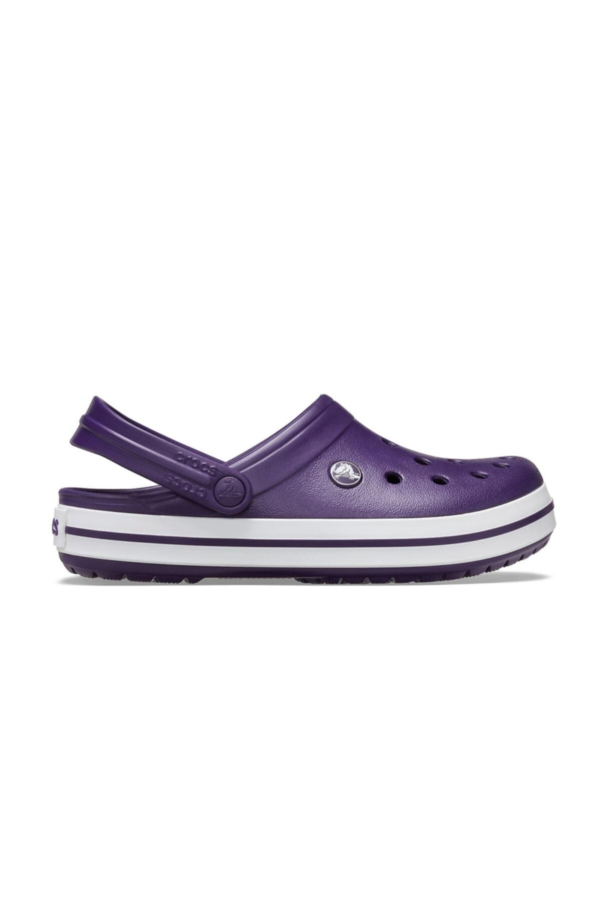 Crocs Unısex Mor Crocband Sandalet Terlik 11016-55y 1