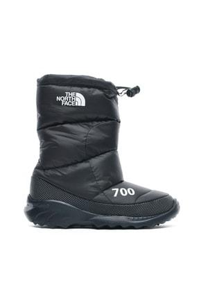 THE NORTH FACE Nuptse Bootie 700 Kadın Siyah Bot NF0A4OAYKY41-S