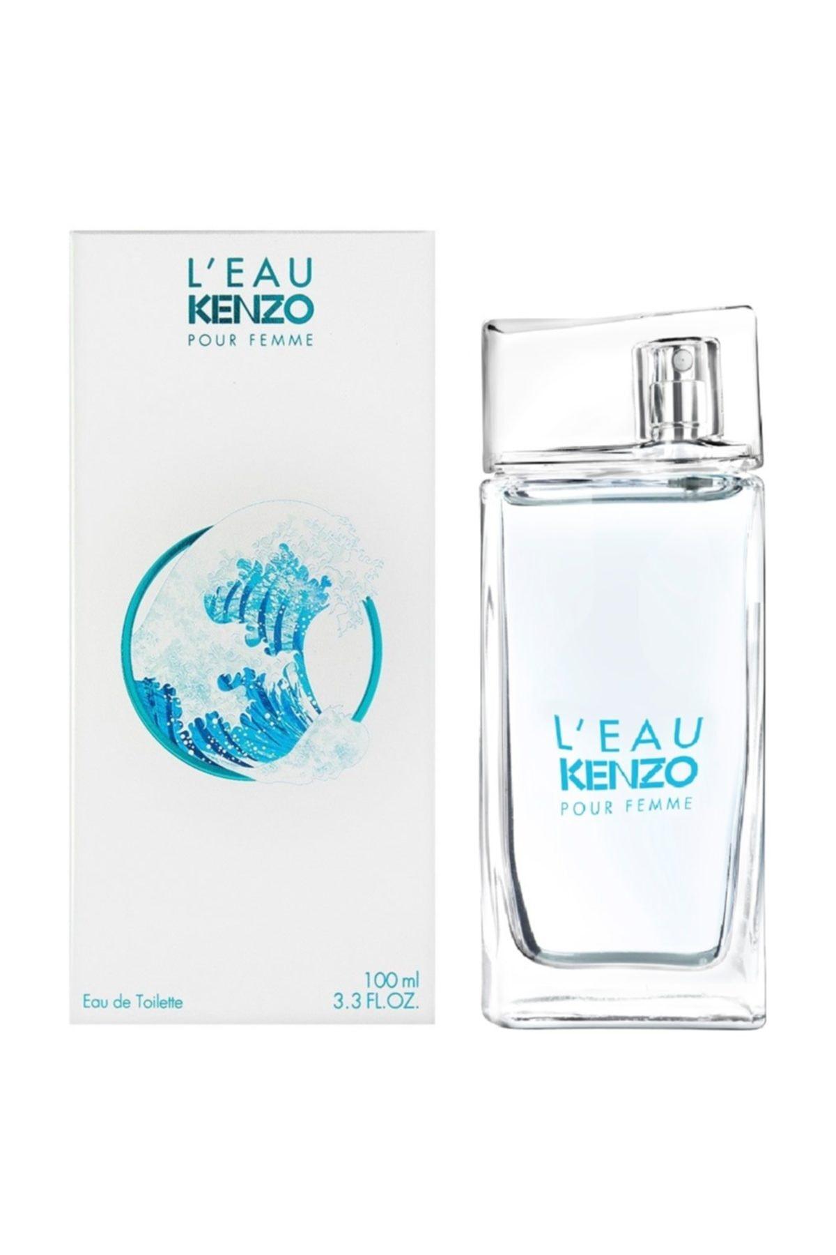 Kenzo L'eau  Edt 100 ml Kadın Parfüm 8699490318379 1
